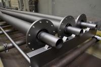 Śrutowanie konstrukcji stalowych Konin